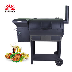OEM Pellet Burning Grills Suppliers-KY1820B with ISO90010 Certification