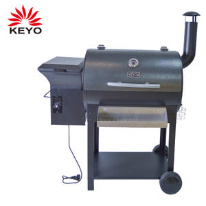 OEM Pellet Barbecue Grills Factory-KY1820B3 with ISO90010 Certification