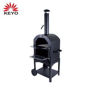 OEM Outdoor Pizza Grill Factory-KY2526 with ISO90010 Certification