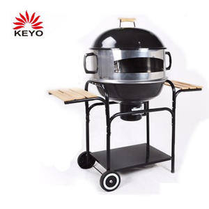 OEM Grill Top Pizza Oven Factory-KY22022PZWT with ISO90010 Certification