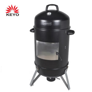 OEM Pellet Smoker Grill Factory-KY8518 with ISO90010 Certification