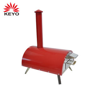 OEM Garden Pizza Oven Factory- KY1829TQ with ISO90010 Certification