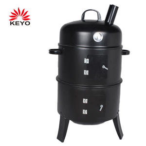 OEM Pellet Barbecue Grill Smoker Factory-YH8540 with ISO90010 Certification