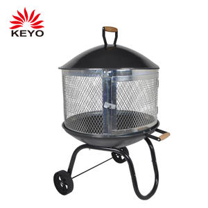 OEM Backyard Fire Pit Factory-KY181FP with ISO90010 Certification