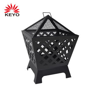 OEM Chiminea Fire Pit Factory-KY5070FP with ISO90010 Certification