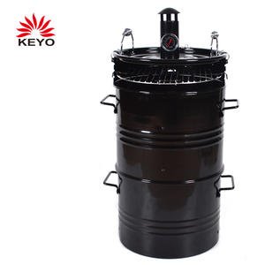 OEM Insulated Pellet Smoker Factory-KY8547MF with ISO90010 Certification