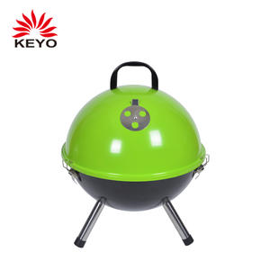 OEM Mini Gas BBQ Grill Factory-YH22014ZB with ISO90010 Certification