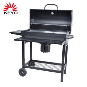 OEM Smoker Grill Factory-KY1813D with ISO90010 Certification