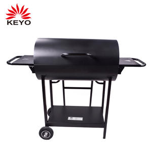 KY1811D Offset Smoker