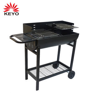 OEM Stainless Steel Bbq Grill Factory-KY1817CH with ISO90010 Certification
