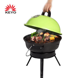 OEM Portable Gas Barbecue Factory-KY802 with ISO90010 Certification