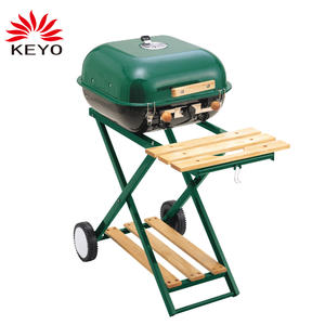 OEM Wood Pellet Barbecue Grills Factory-KY30017-1 Wood Pellet Barbecue Grills