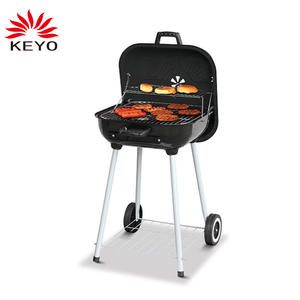 Custom Wood Pellet BBQ Smoker Manufacturers-YH19022 Wood Pellet BBQ Smoker