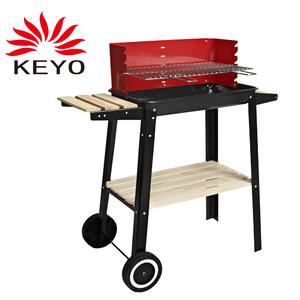 OEM Heavy Duty BBQ Grill Factory with ISO90010 and BSCI Certification