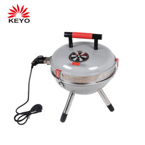 KY22014E Electric Kettle Grill