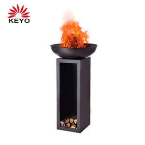 KY66118FP Heavy Duty Outdoor Fire Stove