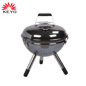 KY22014HE Portable Charcoal Kettle Grill