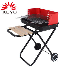 YH28020F Folding Charcoal Grill