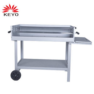 YH28030A Trolley Charcoal Grill