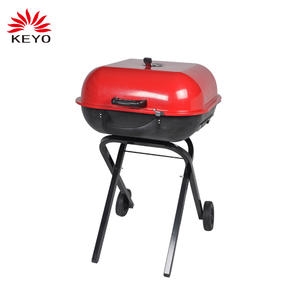 KY19022F Folding Charcoal Grill