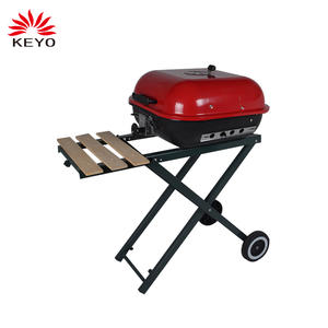 KY19018D Portable Charcoal Grill