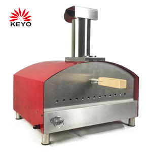KY019G Gas Pizza Oven