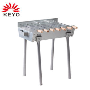 KY45H Rotisserie Charcoal Grill