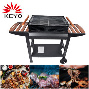 KY28030AU Charcoal Barbecue
