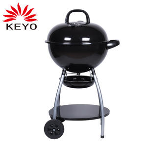 Trolley kettle grill