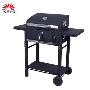 foldable charcoal grills