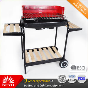 YH28020C Barbqeue Grills With Double Sidetables