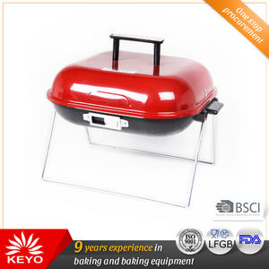 YH19014B Mini Charcoal Portable Grills