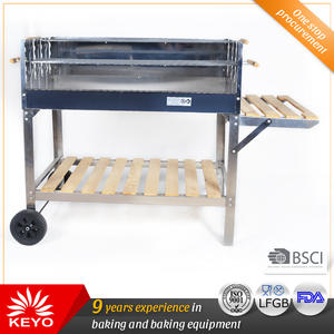 KY28030A Heavy Duty Charcoal BBQ Grills
