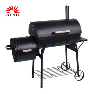 Custom bbq smoker grill factory