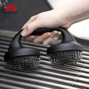 KY1710 BBQ Grill Cleaning Brush