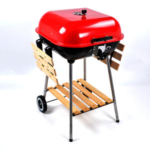 KY19022G 22INCH Square Charcoal Grill