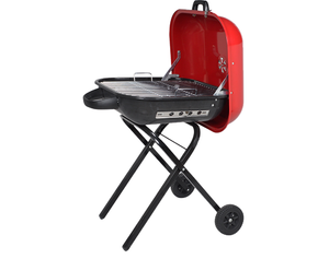 KY19022F 22INCH Foldable Square Kettle Grill