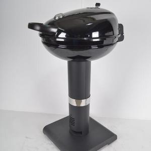 KYP200-A01 Pedestal Standing BBQ Grills With Wheels