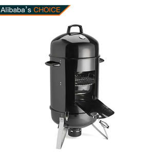Smoker charcoal BBQ grill