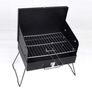 Tabletop Foldale Charcoal Grill With Certificate