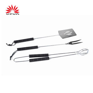 KY38-3PS BBQ Tool Set