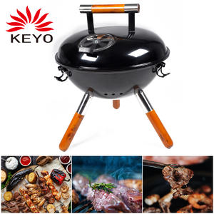 OEM Portable Kettle Grill  Factory-KY22014NM with ISO90010 Certification