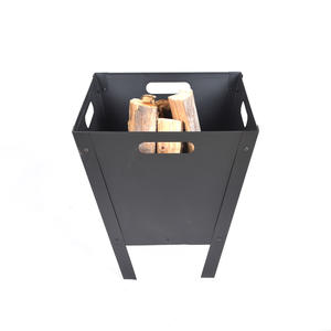 OEM Wood Log Burner Brazier  Factory-KY5050FP with ISO90010 Certification
