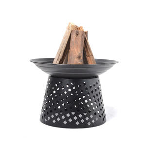 Heat Resistant Wood Log Burner Brazier