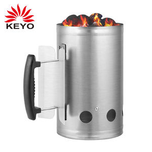 KY1901MIN Barbecue Charcoal Starter Camping Bbq Starter