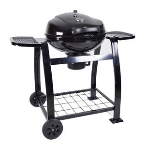 KY22022TU Charcoal Trolley BBQ