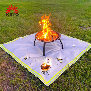 fire pit mat Custom  factory