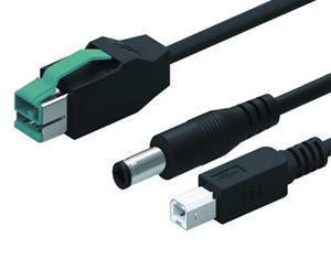12V Powered USB Printer Cable | Wholesale & From China