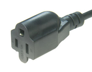 America/Canada NEMA 5-15R Power Cord | Wholesale & From China