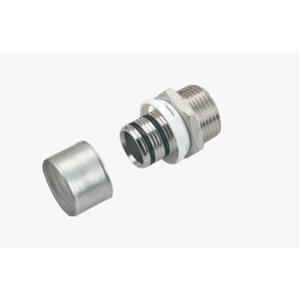 PP-R Pipe Male straight coupling
